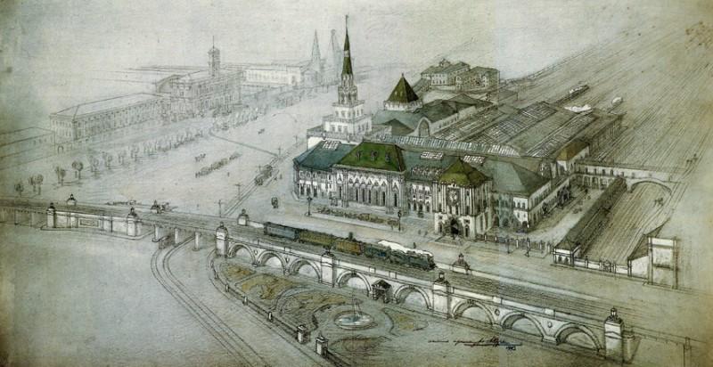 02. Вариант 1913 года. А.В. Щусев