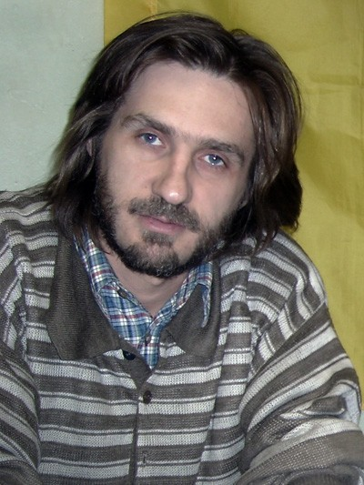 самарский журналист-правозащитник Александр Лашманкин