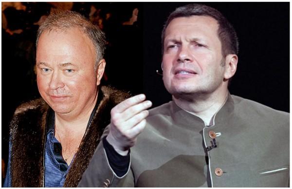 Андрей Караулов и Владимир Соловьев уже работали в Самаре