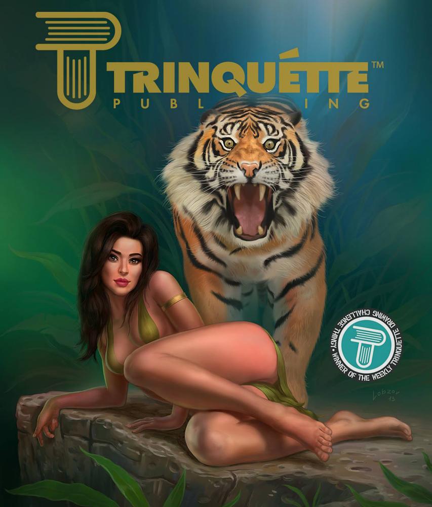 Jungle Queen TP