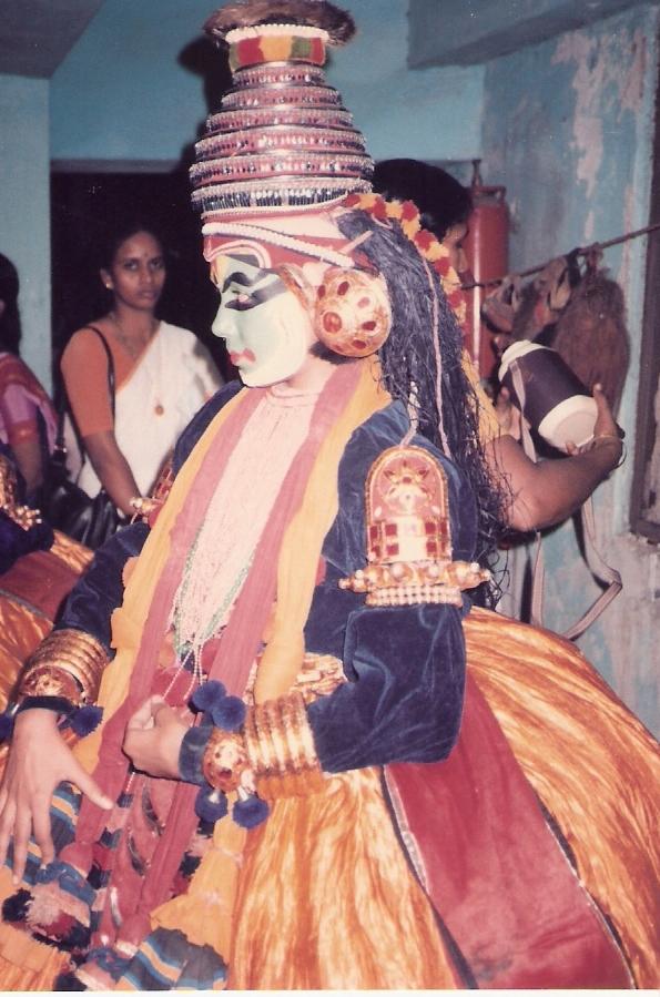 Krishna, Purappadu