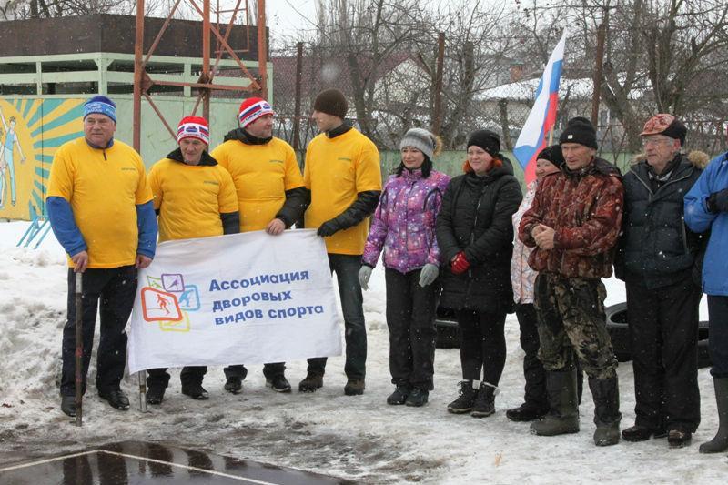 городки_Ассоциация дворовых _лебедянь