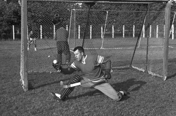 фхтр_1969_Виктор Громков на тренировке