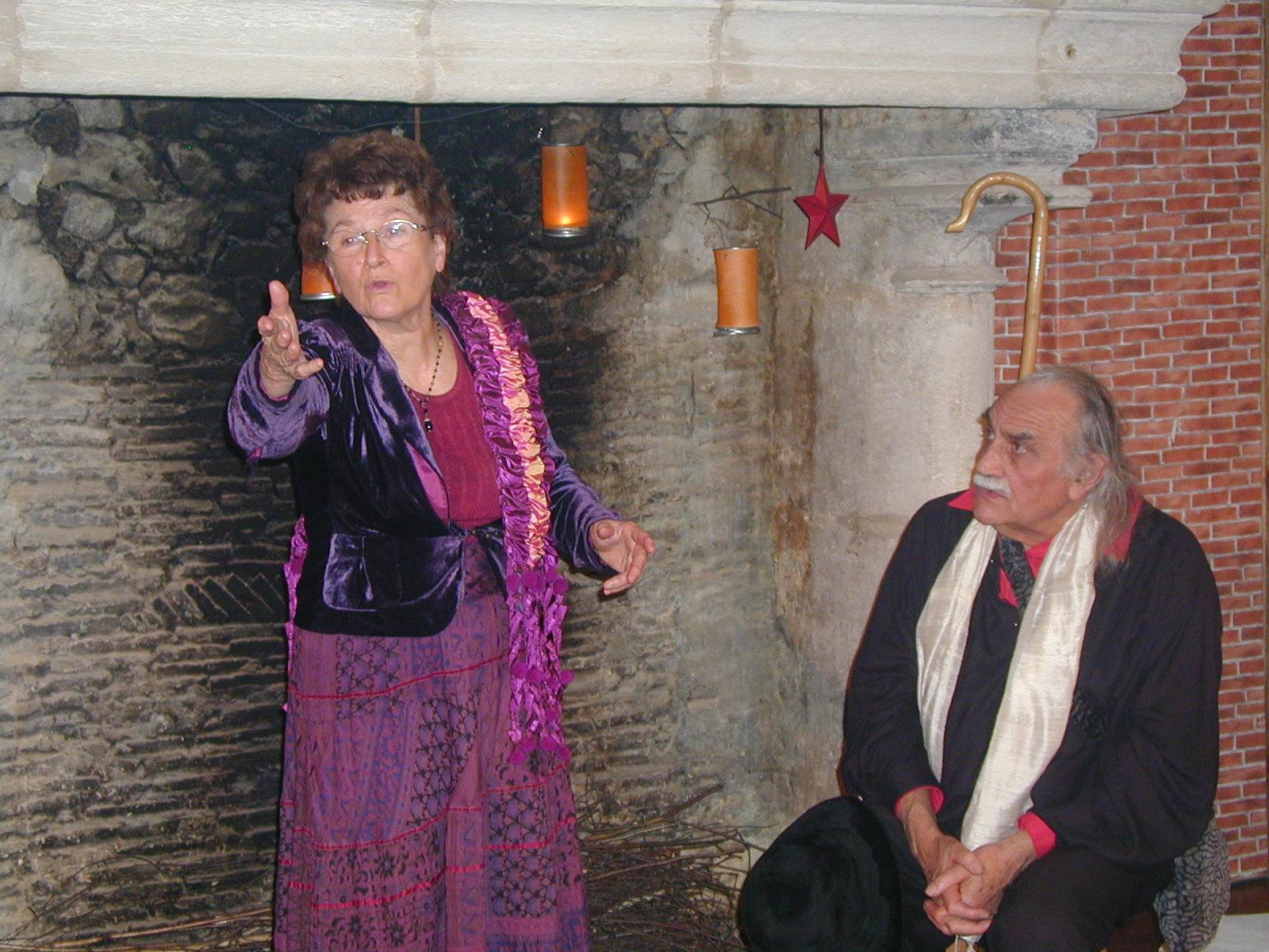 Liliane et Michel Geais