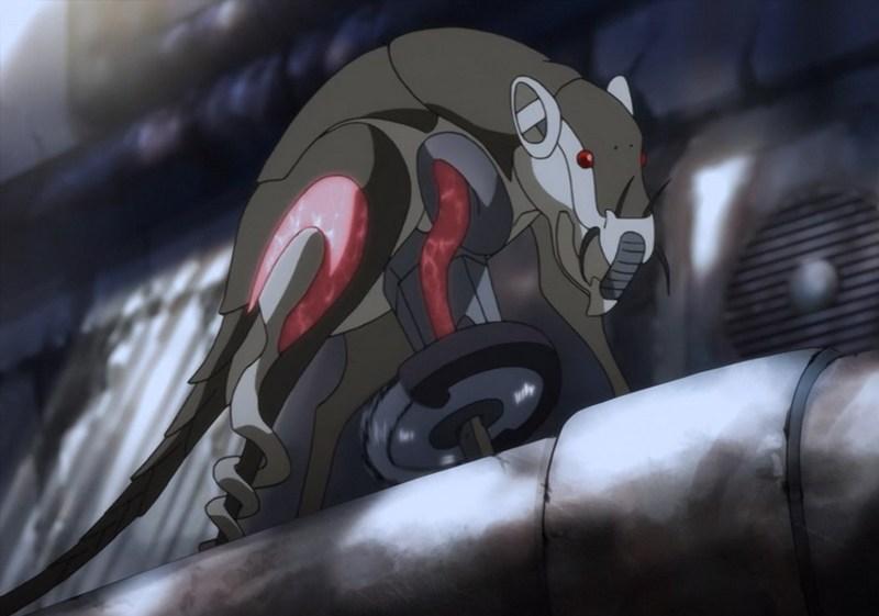 Juushinki Pandora - 01