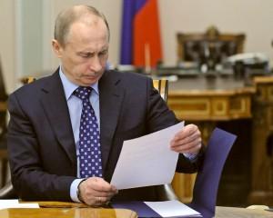 К Путину в кабинет «ворвался» чрезвычайный и полномочный посол Украины