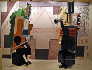 Pablo-Picasso_Personnages-du-ballet-Parade_1_1917