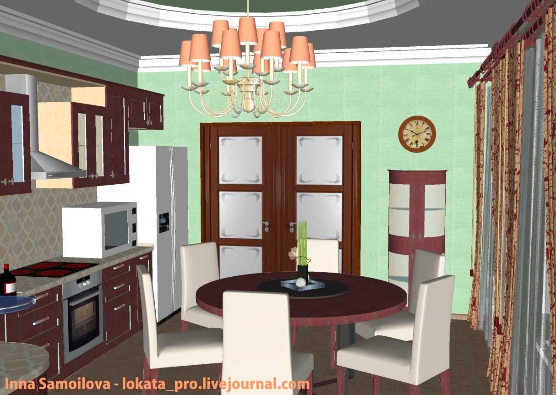 lokata_pro  -  Inna  Samoilova, классическая кухня