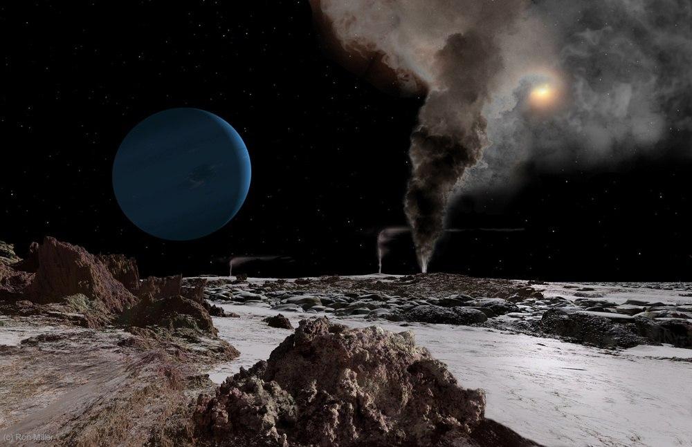 Triton(Neptun)