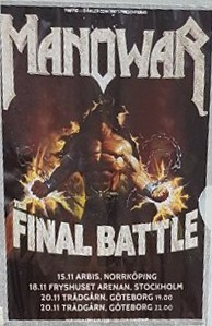 Manowar Final