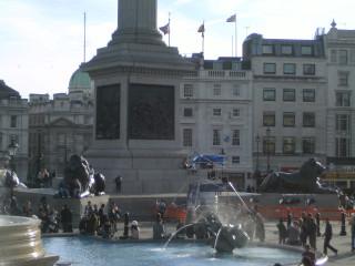 More At Trafalgar Square