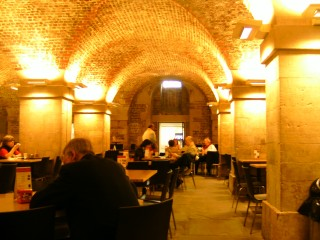 The Crypt, second view