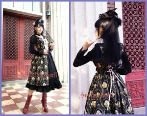 surface_spell_rococo_printed_butterfly_jsk_dress-ssp