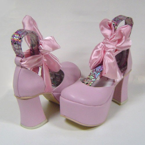 sweet-pink-bow-lolita-sandals