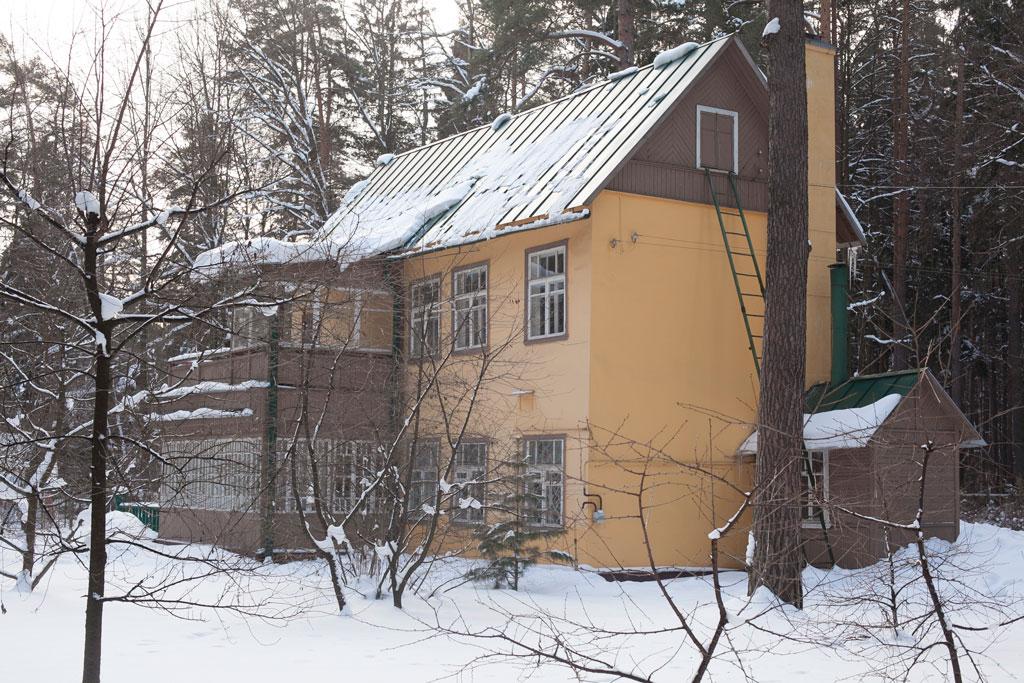 chukovsky's-dacha