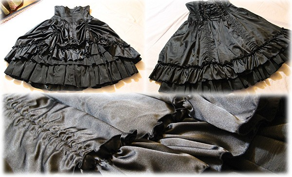 atelier pierrot bustle skirt_sm