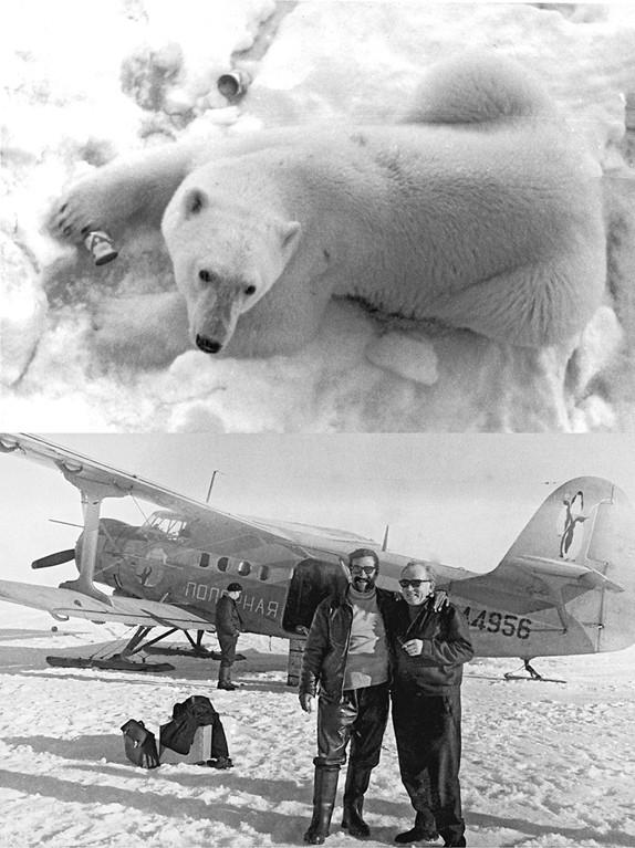 Любитель сгущенки_полярная авиация