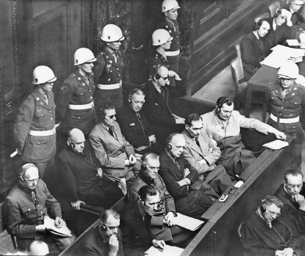 Осудил ли Нюрнберг СС, СД и Гестапо?