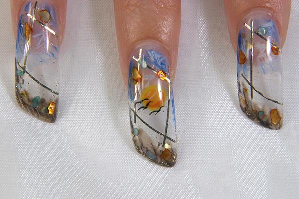 Tags дизайн ногти