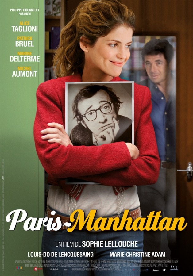 Paris-Manhattan-Filmplakat