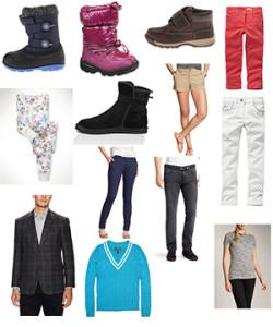 Одежда и обувь мужская женская