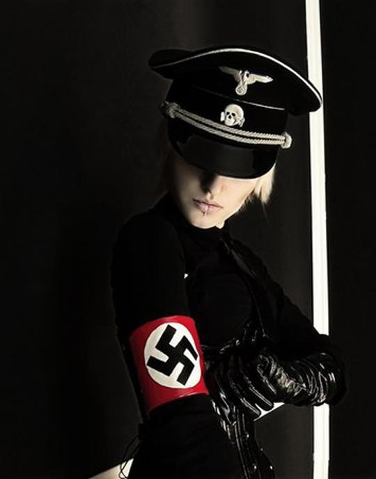 Nazi fucks black girl