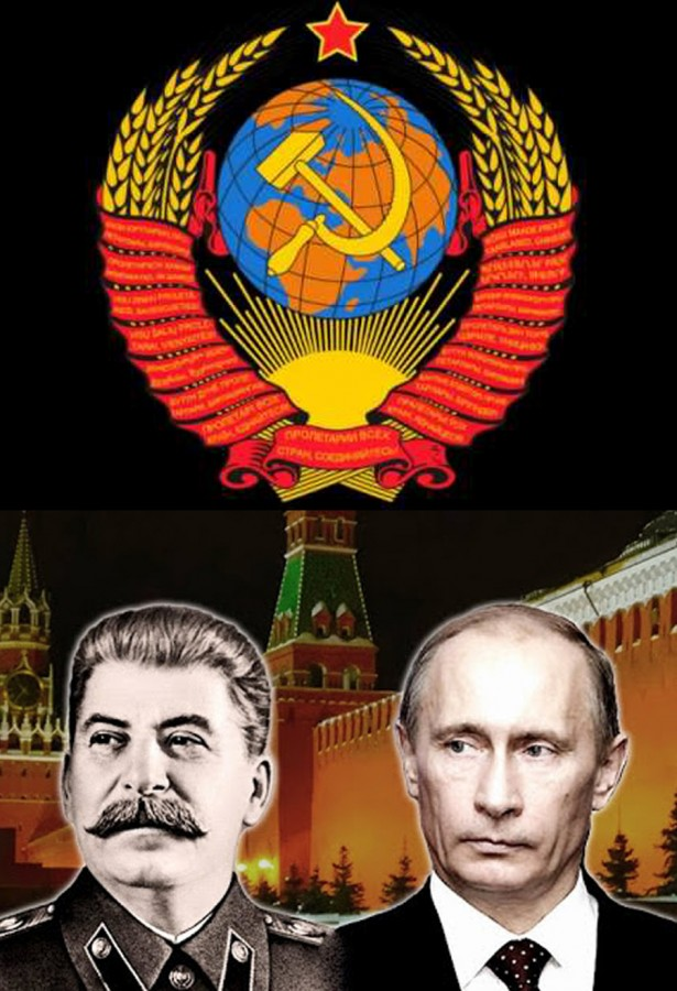 Stalinism as totalitarianism essay