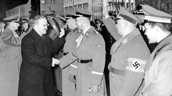 Кто начал вторую мировую войну.