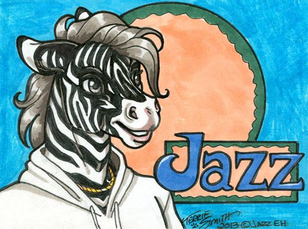 JazzBadge