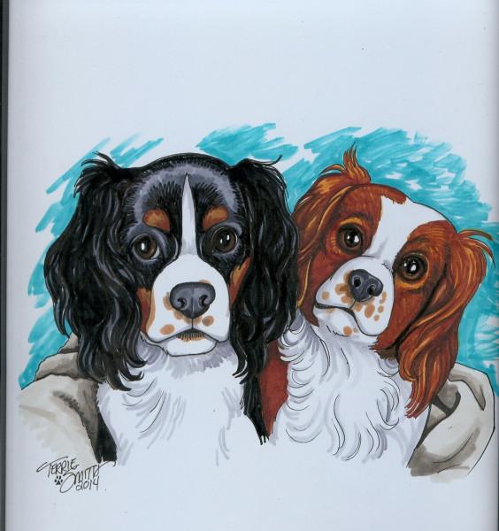Winston&Ginger