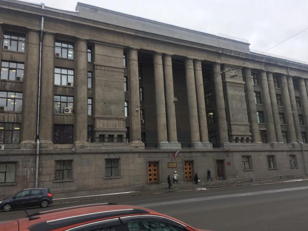 Один день петербургского юриста