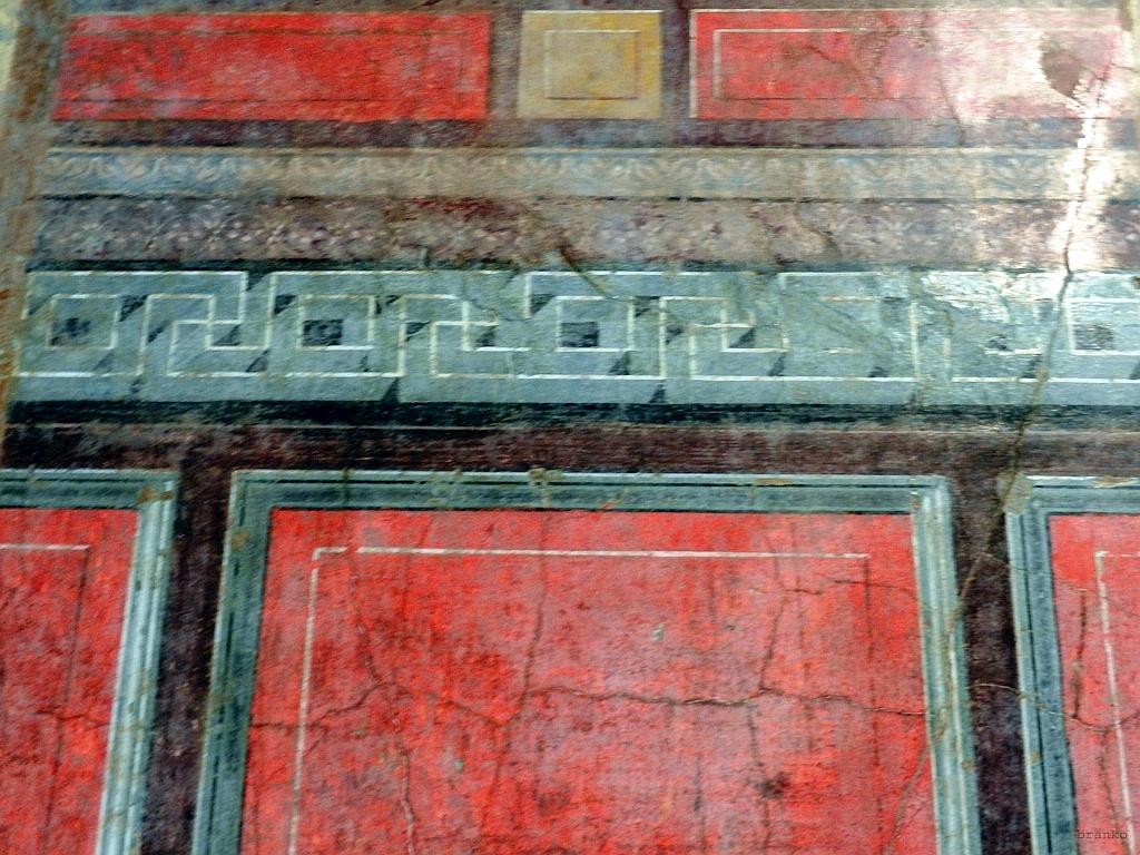 metropolitan museum римская штукатурка