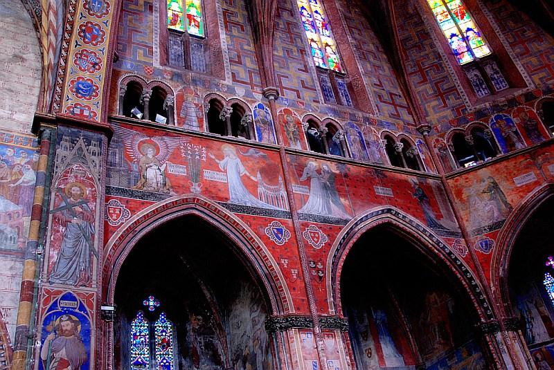 Rabastens Notre Dame du Bourg 16 век