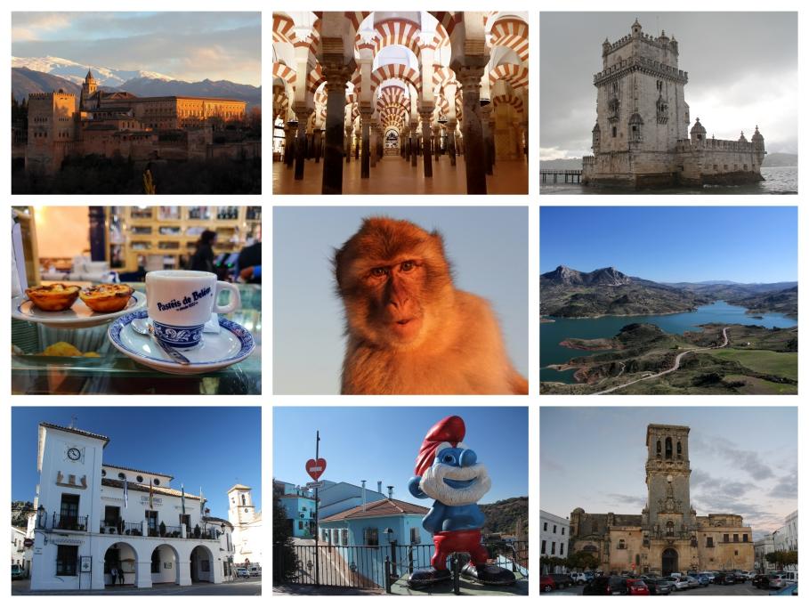 Андалусия - любимые моменты