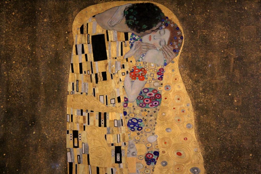 3 - Klimt's Kiss.jpg