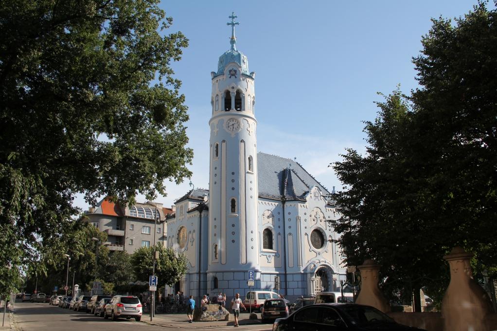 4 - Bratislava Blue Church.jpg