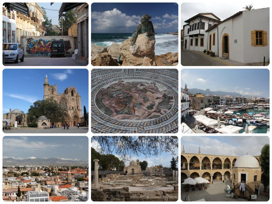 Топ 10: десять лучших достопримечательностей Кипра