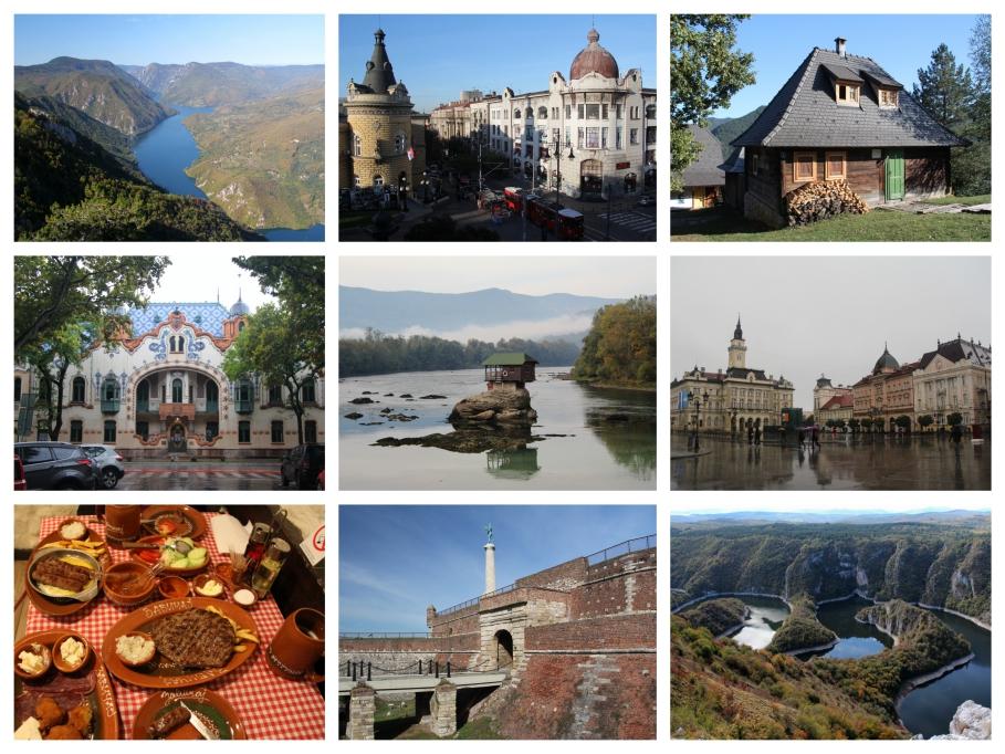 Сербия - любимые моменты