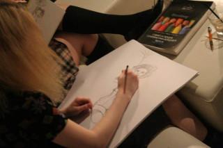 sara's sketch