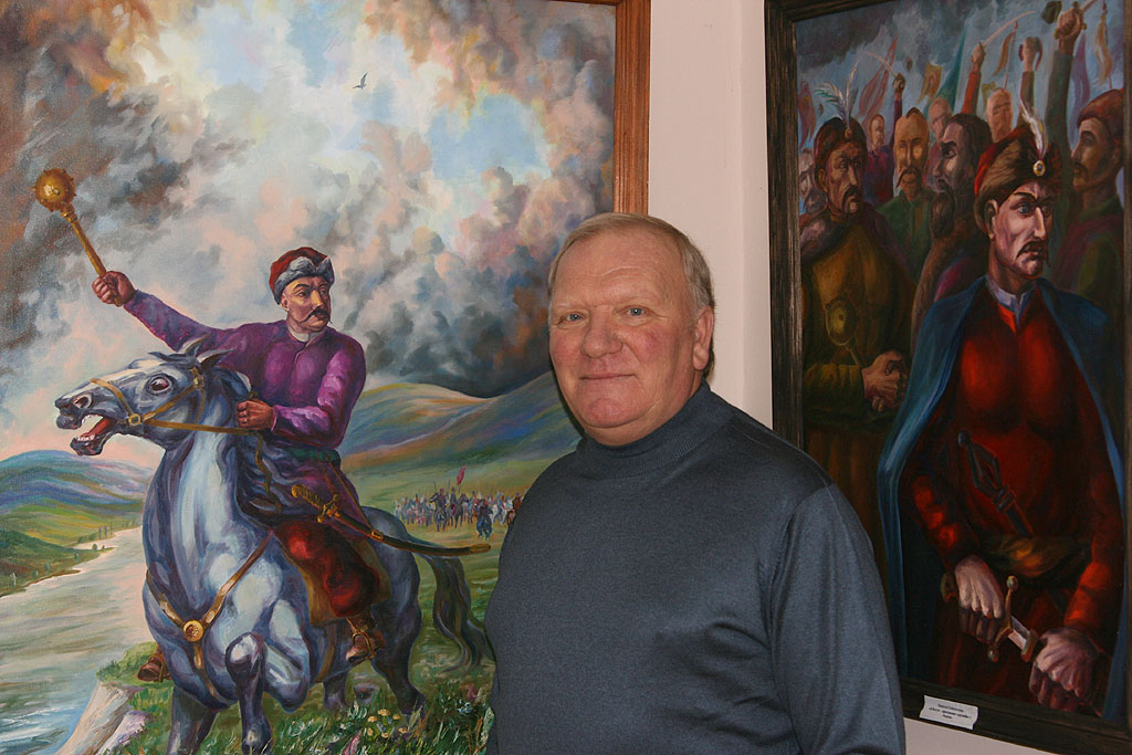 Микола Олійніченко