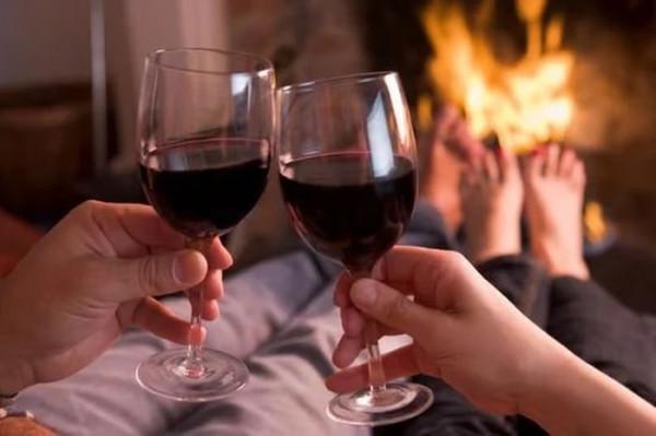 07Красное вино мат