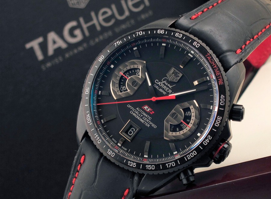 Часы tag heuer grand carrera calibre 17 rs2 купить