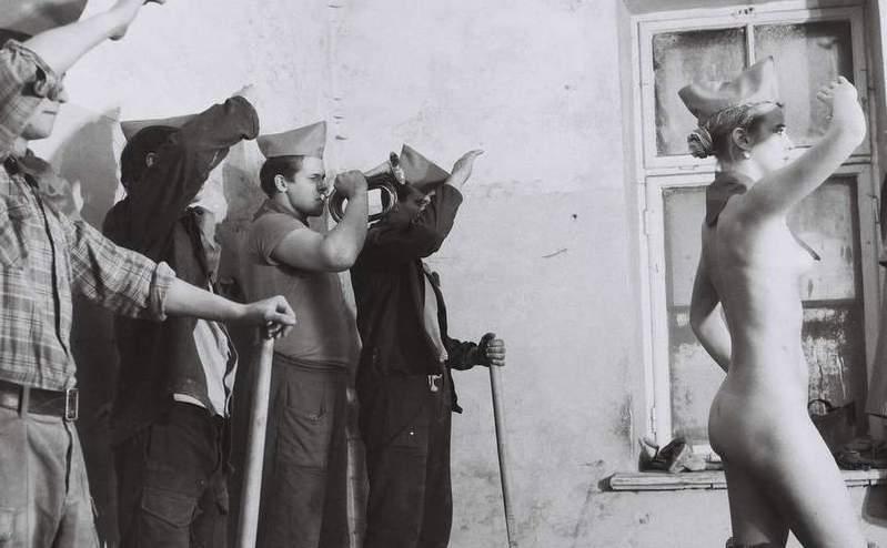 голы пионерки фото и видео