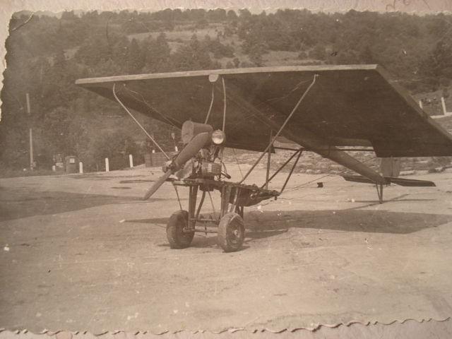 На таком самолете два брата пытались улететь из СССР с территории УССР