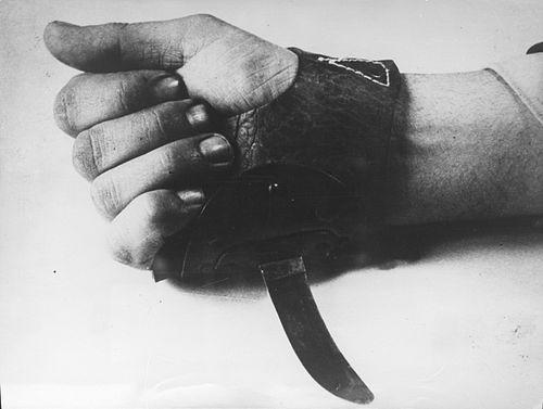 «Сербосек». Хорваты сделали специальный нож для убийств сербов