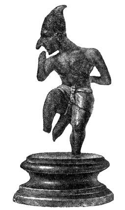 Фигурка архимима