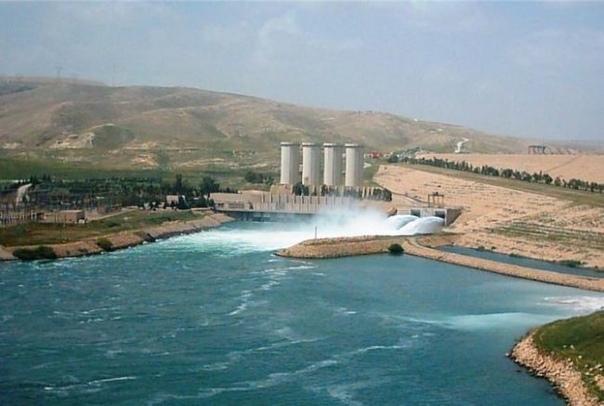 Азербайджанская ГЭС.