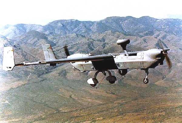 Израильский беспилотный аппарат, которые может уничтожать танки и бронированные машины.