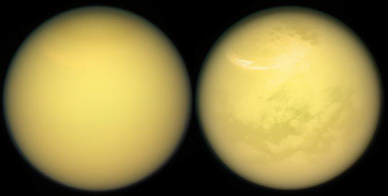 Титан - еще один спутник Сатурна