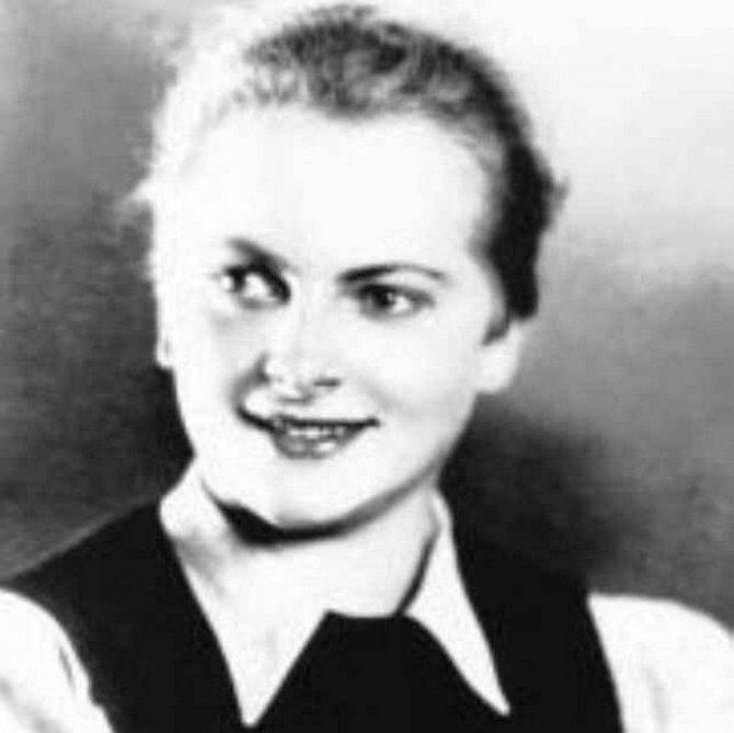 Ирма Грезе.